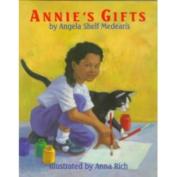 Annie's Gifts StoryTown Spelling List Lesson 17
