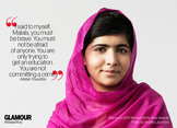 Annotate Informational Text about Malala Yousafzai