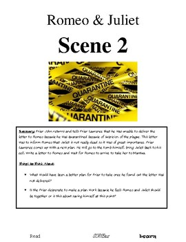 Annotated Romeo & Juliet Act FIVE