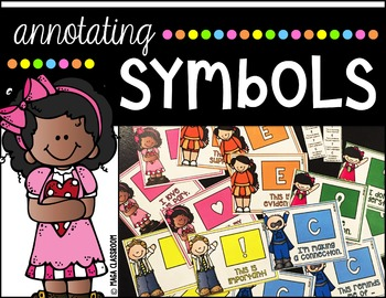 Annotating Symbols FREEBIE