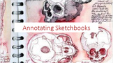 Annotating Sketchbooks ToolKit