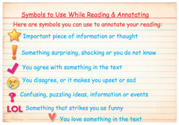 Annotating Text-Teach, Model, Apply-Teaching Students to Annotate