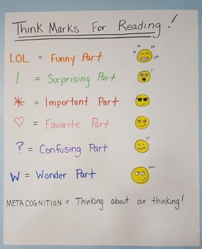 Annotating the Text Bookmark -- BLANK