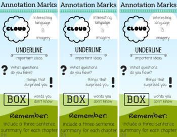 Annotation Bookmark