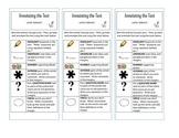Annotation Bookmark *Literacy*