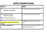 Annotation Guide Early Elementary