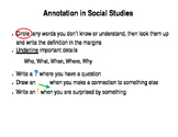 Annotation Poster