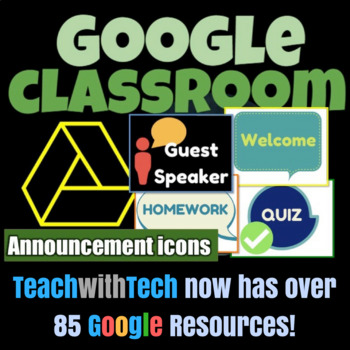 Announcement Icon Images Google Classroom