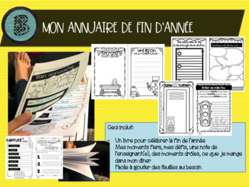 Annuaire French Year Book
