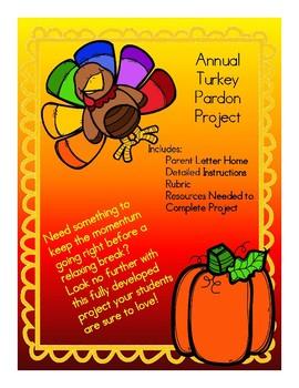 Annual Turkey Pardon Project