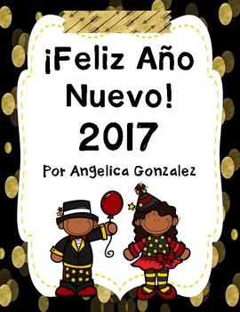 Año Nuevo 2017 (New Year's SPANISH)