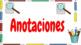Anotaciones - Benchmark Adelante Annotations