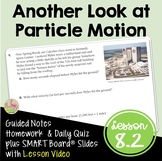 Another Look at Particle Motion (Calculus - Unit 4)