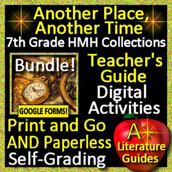 Another Place, Another Time Bundle - 7th Grade HMH Collections - HRW