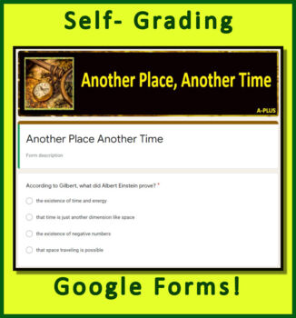Another Place, Another Time Teaching Unit for 7th Grade HMH Collections Google
