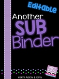 Another Sub BInder