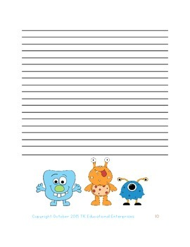 Another Ten Engaging Story Starters to Motivate Kids to Write Well - Part 3