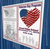 Veterans Program (EDITABLE/TEMPLATE)