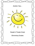 Another Year... A End of the Year or Beginning of the Year Reader's Theater