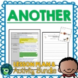 Another by Christian Robinson Lesson Plan and Google Activities