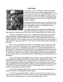Ansel Adams Biography