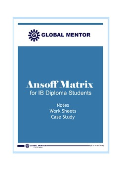 Ansoff Matrix for IB Diploma Business Students