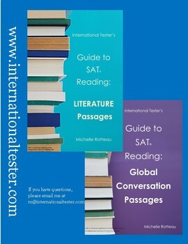 Answer Explanations for April 2017 SAT Test Reading and Writing Sections