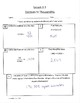 Answer Key - Grade 5 EnVision Math 2.0 Common Core Skills Assessments