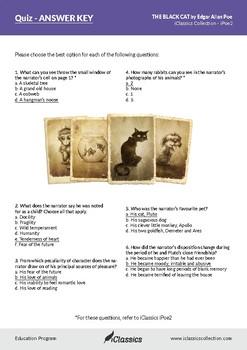 Answer Key - iPoe Collection Vol.2 - Edgar Allan Poe