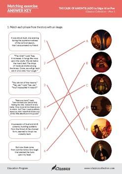 Answer Key - iPoe Collection Vol.3 - Edgar Allan Poe