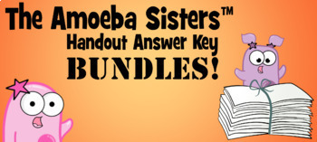 Answer Keys BUNDLE: 6 Cell/Cell Processes Answer Keys 2017 by The Amoeba Sisters
