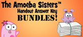 Answer Keys BUNDLE: 9 Variety Topics Answer Keys 2017 by The Amoeba Sisters