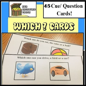Answer Which Questions, Autism, ABA