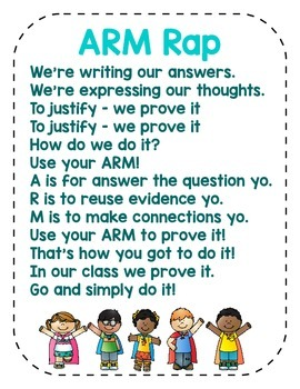 Answer with your ARM: Get better answers from your students