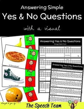 Answering Simple Yes & No Questions