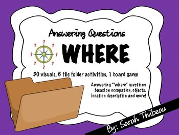 Answering Where Questions
