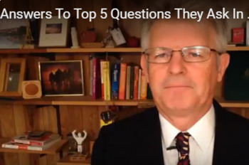 Answers To Top 5 Questions They Ask In A Teacher Interview