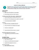 Answers in Genesis Webquest