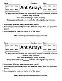 Ant Arrays Exploration