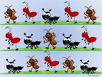 Ant Borders