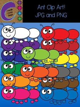 Ant Clip Art Color Images