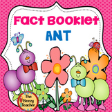 Ant Fact Booklet