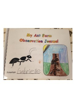 Ant Farm Science Journal