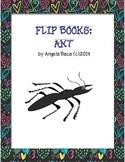 Ant Flip Book, an Emergent Reader