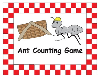 Ant Number Game
