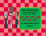 FREE Ant Picnic: Addition Math Center, Find the Sums, Comm