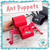 Ant Puppets