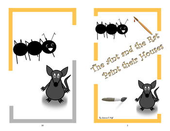 Ant & Rat Sight Words Story