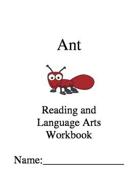 Ant ~ Rebecca Stefoff ~ Language Arts Workbook ~ Houghton Mifflin®