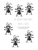 Ant Sorting Activity